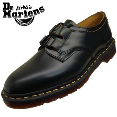 [送料無料]ドクターマーチン Dr.Martens 1461 GHILLIE 22695001 ギリー 3ホール 黒 レディース/メンズ