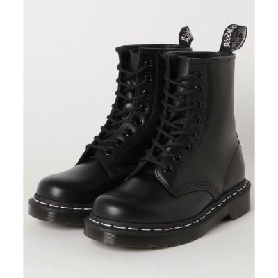 ブーツ 1460 WHITE STITCH 24758001 8ホール ブーツ