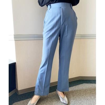 StyleSea / スッキリ細見せ。サイドスリットパンツ WOMEN パンツ > スラックス