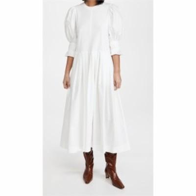 シー Sea レディース ワンピース ワンピース・ドレス Karla Dress White
