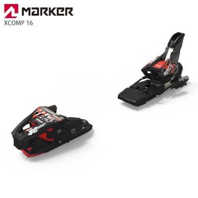マーカー ビンディング MARKER 21-22 XCOMP 16 [エックスコンプ 16] スキー 金具 2022 NEWモデル