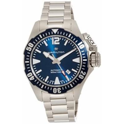 腕時計 ハミルトン メンズ HAMILTON Khaki FROGMAN Automatic Watch
