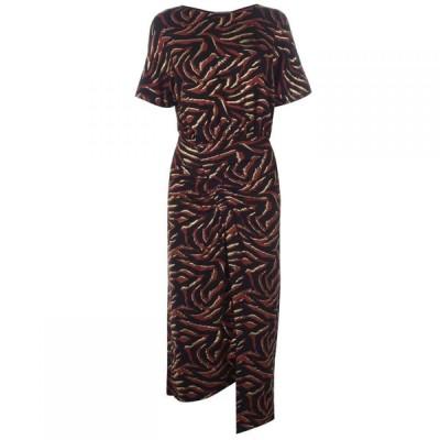 ビバ Biba レディース ワンピース ワンピース・ドレス Tiger Dress Tobacco