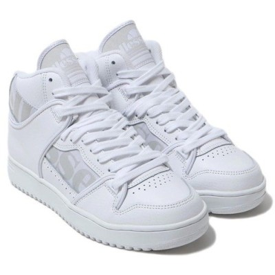 スニーカー ellesse ASSIST-HI (WHITE)