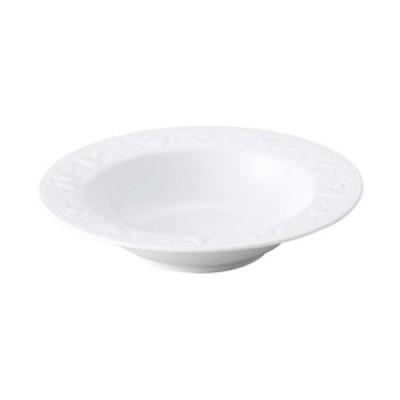 ボウル サラダボウル 26.5cm フルーツレリーフ おしゃれ 洋食器 業務用 美濃焼 9d68206-038