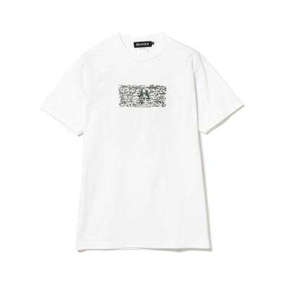 【ビームス メン/BEAMS MEN】 BLACK SMOKER RECORDS × KOSUKE KAWAMURA / MONEY Tシャツ