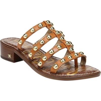 サム エデルマン Sam Edelman レディース サンダル・ミュール シューズ・靴 Juniper Toe Loop Sandal Spiced Clay