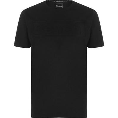 ベンチ Bench メンズ Tシャツ トップス T Shirt Black