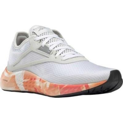 リーボック Reebok レディース ランニング・ウォーキング スニーカー シューズ・靴 Flashfilm 3.0 Running Sneaker True Grey/Instinct Red/High Vision Orange