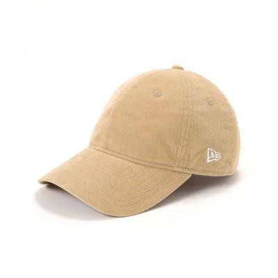 帽子屋ONSPOTZ / ニューエラ 別注 キャップ イージースナップ マイクロコーデュロイ WOMEN 帽子 > キャップ