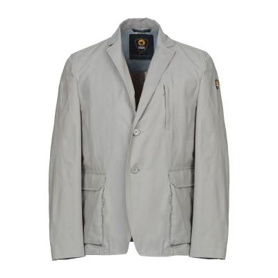 CIESSE PIUMINI テーラードジャケット グレー 50 コットン 65% / ナイロン 35% テーラードジャケット