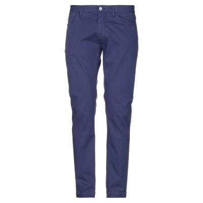 PT Torino パンツ ブルー 38 コットン 98% / ポリウレタン 2% パンツ