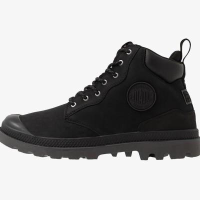 パラディウム メンズ 靴 シューズ SPORTCUFF OUTSIDE II WP+ - Lace-up ankle boots - black