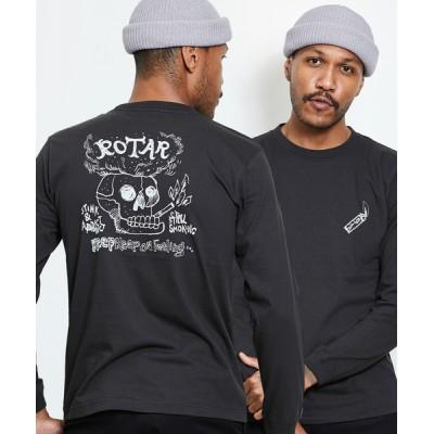 ANCHOR by ROTAR/VIVIFY / Keep Keep on Feeling LS Tee バックプリント クルーネック Tシャツ MEN トップス > Tシャツ/カットソー