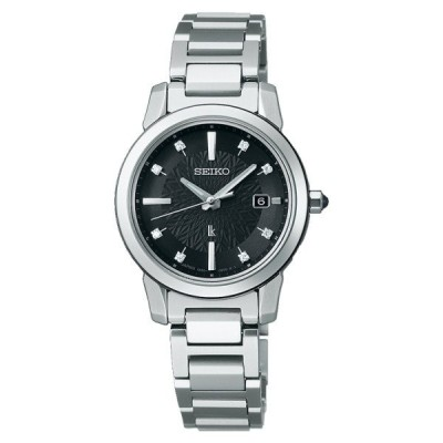 セイコー SEIKO 腕時計 SSQV083 ルキア LUKIA レディース I Collection Debut 限定 電波ソーラー チタンバンド アナログ(国内正規品)