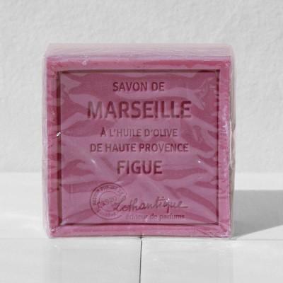 自然な香りが楽しめる!オリーブオイル+シアバターのマルセイユソープ 【ロタンティック マルセイユソープ 〈フィグ〉】