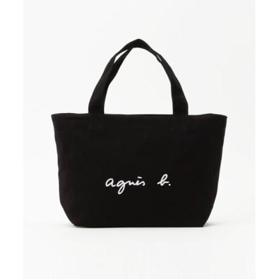 agnes b. / 【WEB限定】GO03-02 ロゴトートバッグ WOMEN バッグ > トートバッグ