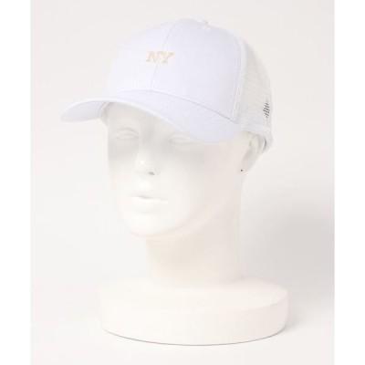 帽子 キャップ NEWHATTAN ニューハッタン メッシュキャップ
