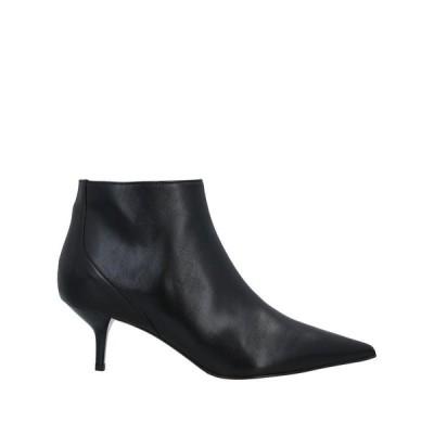 NOTO ショートブーツ  レディースファッション  レディースシューズ  ブーツ  その他ブーツ ブラック