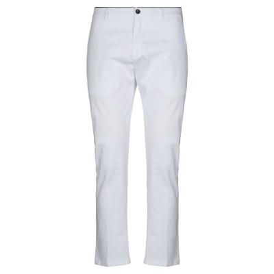 デパートメント 5 DEPARTMENT 5 パンツ ホワイト 34 コットン 97% / ポリウレタン 3% パンツ