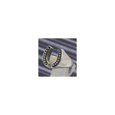 指輪 メンズ ホースシュー スター シルバー925 リング メンズ シルバーリング silver925 シルバーアクセサリー fr0167
