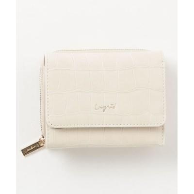 SAC'S BAR Jean / 【Ungrid/アングリッド】クロコミニウォレット WOMEN 財布/小物 > 財布