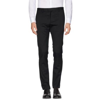 ディースクエアード DSQUARED2 パンツ ブラック 46 バージンウール 98% / ポリウレタン 2% / レーヨン / ポリエステル パンツ