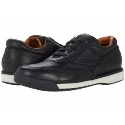 Rockport ロックポート メンズ 男性用 シューズ 靴 オックスフォード 紳士靴 通勤靴 7100 Prowalker LTD Black Leather【送料無料】