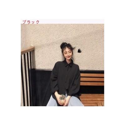 【送料無料】シフォン 日焼け止め シャツ 女 夏 韓国風 ネット レッド 単一色 ル | 364331_A63178-2903489