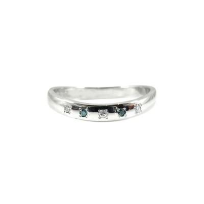 ダイヤモンド リング ホワイトゴールドK18 婚約指輪 ダイヤ エンゲージリング 指輪 18金 ダイヤモンドリングストレート プレゼント 女性 送料無料