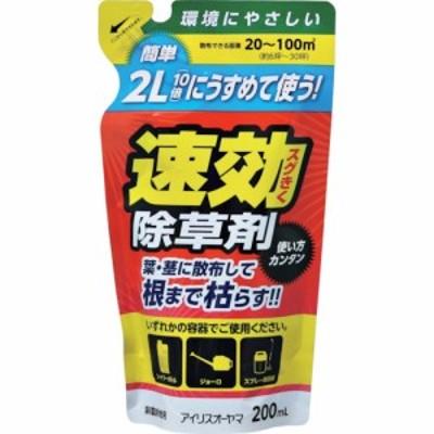 IRIS 502112 うすめて使う速攻除草剤 (1袋) 品番:502112