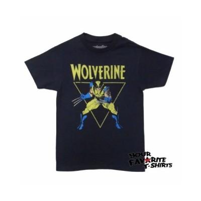 Tシャツ マーベルコミック Wolverine Angle X-Men Avengers Marvel Comics Licensed Adult T Shirt