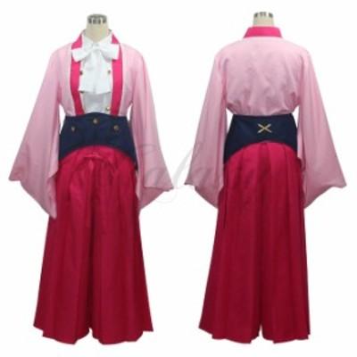 甲鉄城のカバネリ 菖蒲 あやめ Ayame コスプレ衣装(cc2356)