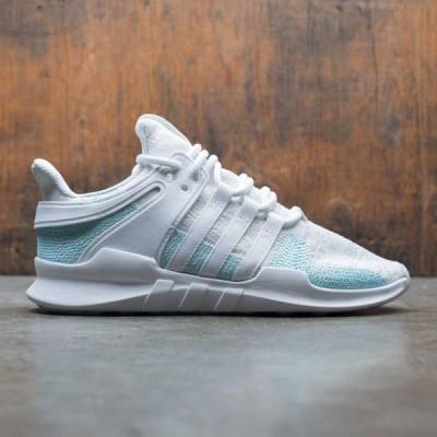 アディダス Adidas メンズ スニーカー シューズ・靴 EQT Support ADV CK Parley white/blue spirit/off white
