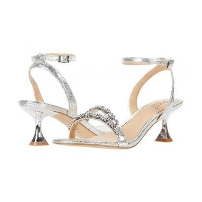 Jewel Badgley Mischka レディース 女性用 シューズ 靴 ヒール Fantasia - Silver