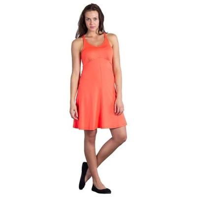 エクスオフィシオ ExOfficio レディース ワンピース タンクワンピース ワンピース・ドレス Wanderlux Tank Dress Hot Coral