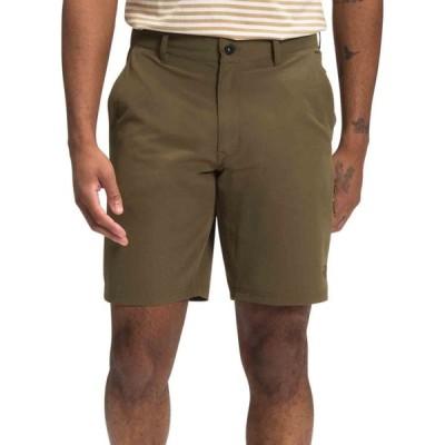 ザ ノースフェイス The North Face メンズ ショートパンツ ボトムス・パンツ Rolling Sun Packable Shorts Military Olive