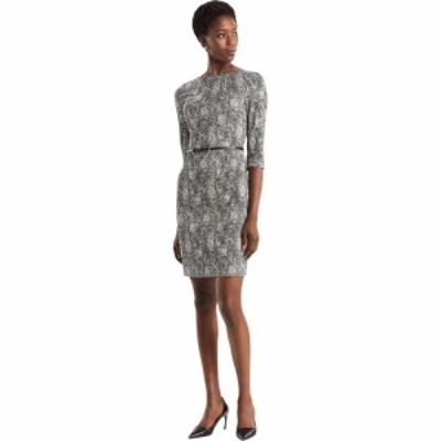 エムエムラフルール M.M. LaFleur レディース ワンピース ワンピース・ドレス Etsuko Dress Crackle