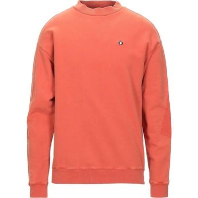 エチュード ETUDES メンズ スウェット・トレーナー トップス Sweatshirt Orange