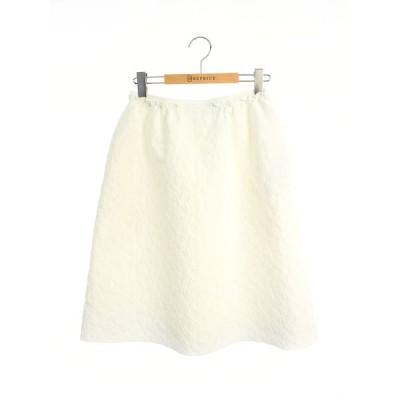フォクシーニューヨーク collection スカート 40965 Skirt Peony 花柄 38