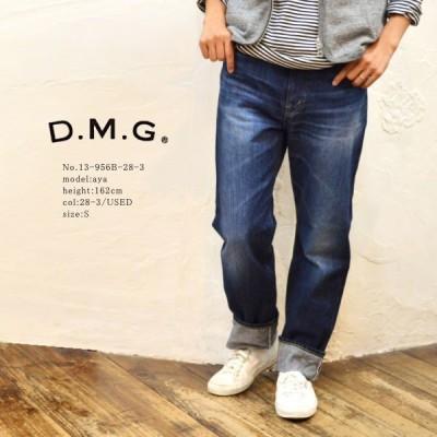 DMG サンフォーキンデニムスタンダード5Pパンツ ドミンゴ 13-956B