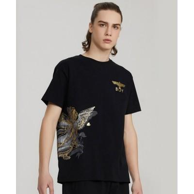 tシャツ Tシャツ 【BOY LONDON】エンジェルプリント Tシャツ