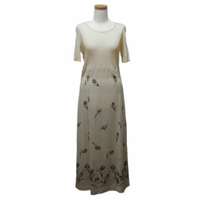 L'est ROSE プリンセスローズ薔薇ドレスワンピース (Princess Rose rose dress dress) レストローズ -n 046068【中古】