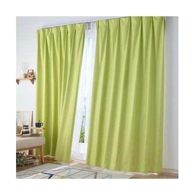 【送料無料!】ブロック柄遮熱・防音・1級遮光カーテン ドレープカーテン(遮光あり・なし) Curtains, blackout curtains, thermal curtains, Drape(ニッセン、nissen)