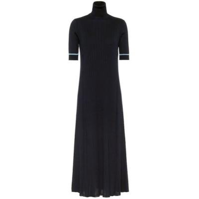 ロロピアーナ Loro Piana レディース ワンピース ワンピース・ドレス Dakhla silk and cotton knit dress