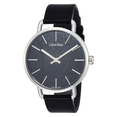 カルバンクライン CALVIN KLEIN 腕時計 Even イーブン 3針 K7B211C1 メンズ ポイント消化
