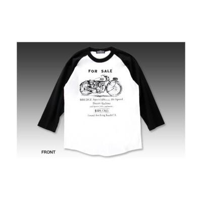 F7]BG0116★イージーライダースBREDGE ロングTシャツ S...