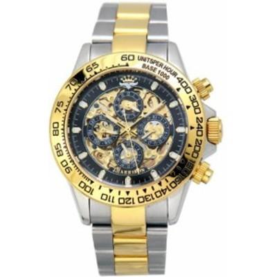 [ジョンハリソン] 腕時計 JH-003GB ゴールド(中古品)