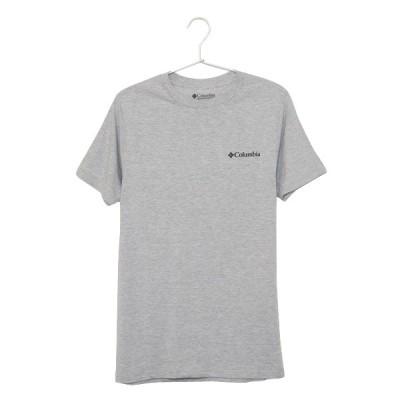 コロンビア Tシャツ COLUMBIA S/S TEE 3COLM0554 GRY GRAY グレー