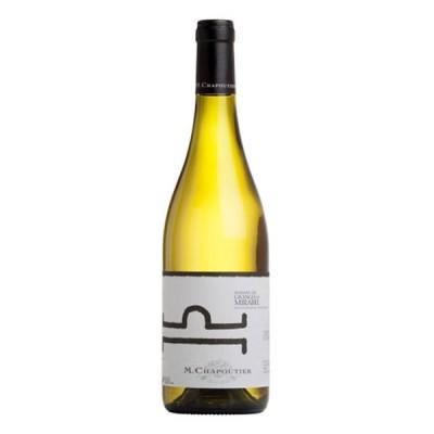 お歳暮 ギフト ワイン シャプティエ コトー・ド・ラルデッシュ ヴィオニエ ドメーヌ・デ・グランジュ・ド・ミラベル ビオ 白 750ml サッポロ フランス
